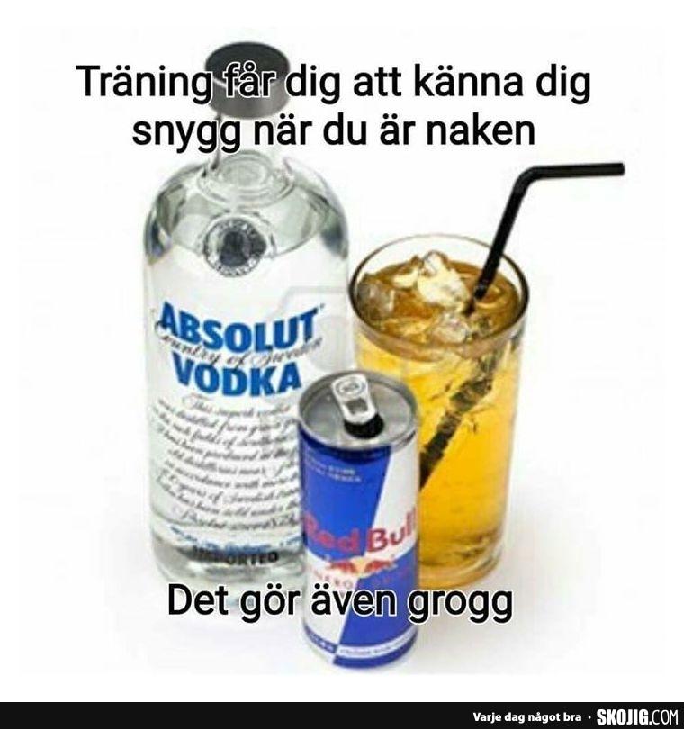 träna dig snygg