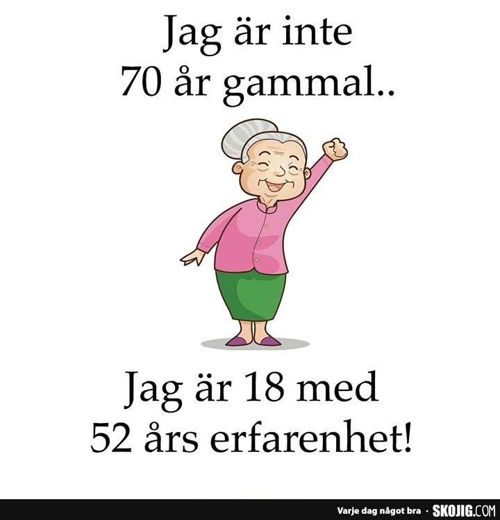 40 Års Skämt